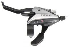 Переключатели Shimano ST-EF65 ALTUS 3 silver