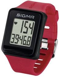 Пульсометр Sigma Sport ID.GO rouge