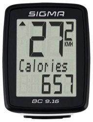 Велокомпьютер Sigma Sport BC 9.16 black