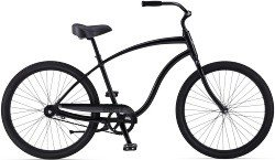 Велосипед Giant SIMPLE SINGLE black