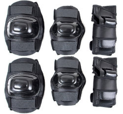 Защита тела SMJ Sport CR-600 BOY black