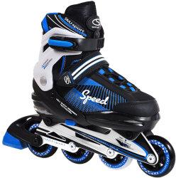 Роликовые коньки SMJ Sport LYZWOROLKA ROL 090 A blue