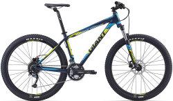Велосипед Giant TALON 3 27.5 blue-yellow
