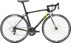 Велосипед Giant TCR ADVANCED 1 composite-lime