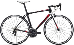 Велосипед Giant TCR ADVANCED 2 composite-red