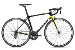 Велосипед Giant TCR ADVANCED 3 composite-yellow