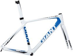 Рама Giant TCR ADVANCED white-blue