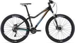 Велосипед Giant TEMPT 1 27.5 black