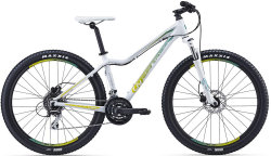 Велосипед Giant TEMPT 4 27.5 white