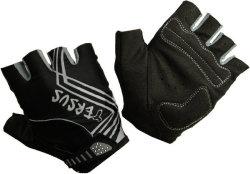 Велосипедные перчатки Tersus BASS black