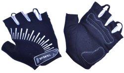 Велосипедные перчатки Tersus DOBI black-white