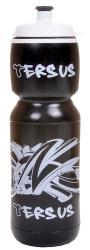 Фляга пластиковая Tersus GRAFFITI 750 мл black