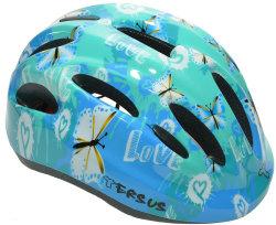 Велосипедный шлем Tersus JOY lovebutterfly
