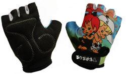 Велосипедные детские перчатки Tersus KIDS boy-girl