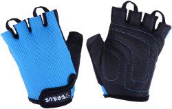 Велосипедные детские перчатки Tersus KIDS RACER turquose