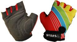 Велосипедные детские перчатки Tersus KIDS rainbow