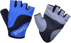 Велосипедные детские перчатки Tersus KIDS ROCKET black/blue