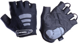 Велосипедные перчатки Tersus MAX black-grey