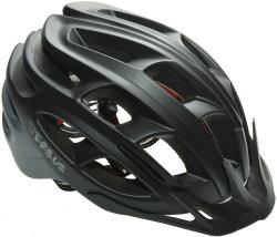 Велосипедный шлем Tersus RACE matt black-graphite