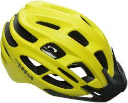 Велосипедный шлем Tersus RACE neon yellow