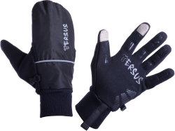 Велосипедные перчатки Tersus VIXEN LF black
