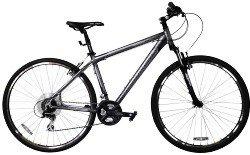 Велосипед Comanche TOMAHAWK CROSS silver