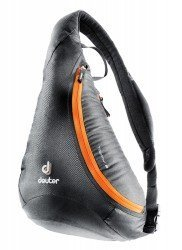 Сумка Deuter TOMMY S black orange
