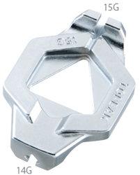 Ключ для спиц Topeak DUOSPOKE 14G-15G