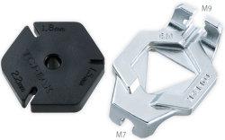 Ключ для спиц Topeak DUOSPOKE MAVIC M7/M9