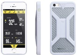 Чехол для телефона Topeak RIDE CASE IPHONE 5/5S white