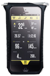 Чехол для телефона с креплением на руль Topeak SMARTPHONE DRYBAG IPHONE5