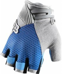 Велосипедные перчатки Fox REFLEX GEL SHORT blue