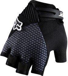 Велосипедные перчатки Fox REFLEX GEL SHORT W black