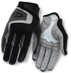 Велосипедные перчатки Giro BRAVO LF black-charcoal