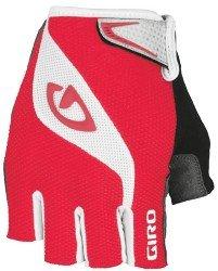 Велосипедные перчатки Giro BRAVO red-white