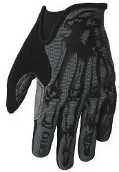 Велосипедные детские перчатки Giro DND JR black