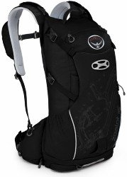 Osprey ZEALOT 16 PITCH BLACK