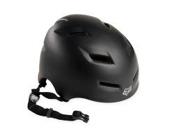 ������������ ���� Fox TRANSISTION HELMET MATTE BLACK