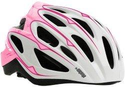 Велосипедный шлем Polisport URBIA UNI white-pink