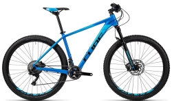 Велосипед Cube LTD RACE 2x 27.5 blue-aqua