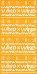 ������� Wind X-treme WIND Ethnic orange