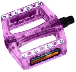Педали пластиковые Wellgo B-108RP violet