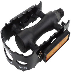 Педали Wellgo LU-C3 black