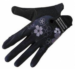 Велосипедные перчатки Exustar 530W black