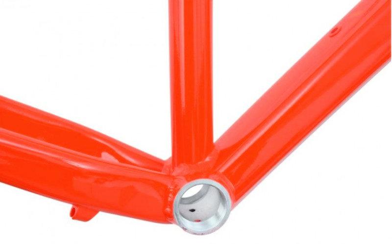 стакан каретки в раме велосипеда