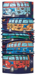 Бандана BUFF CHILD HIGH UV surf traveller dark navy