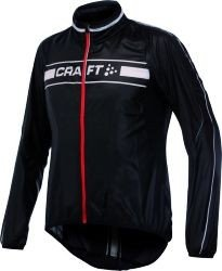 Велокуртка Craft FEATHERLIGHT JACKET black