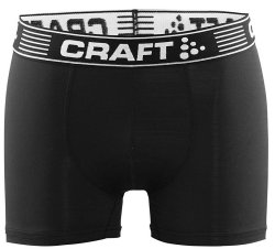 Велошорты Craft GREATNESS BIKE BOXER MAN black-white