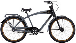 Велосипед Felt CRUISER NEBULA charcoal-black