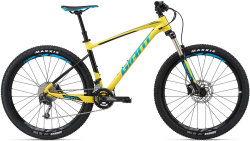 Велосипед Giant FATHOM 3 27,5 yellow